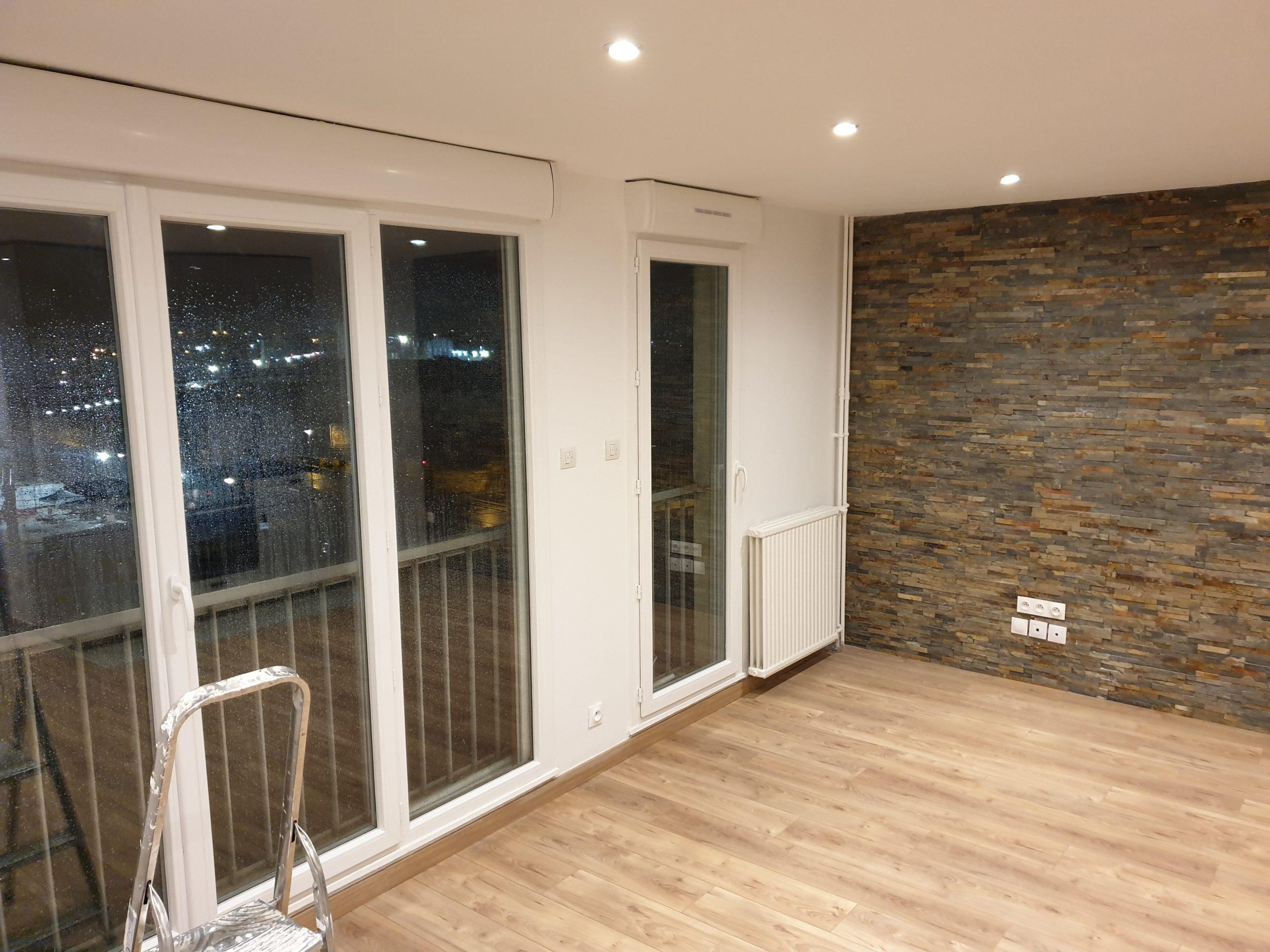 renovation studio 30m2