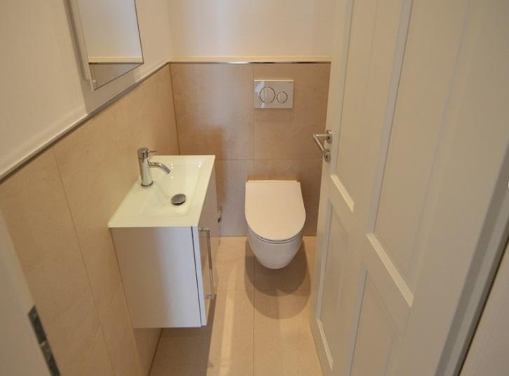 Travaux De Renovation WC