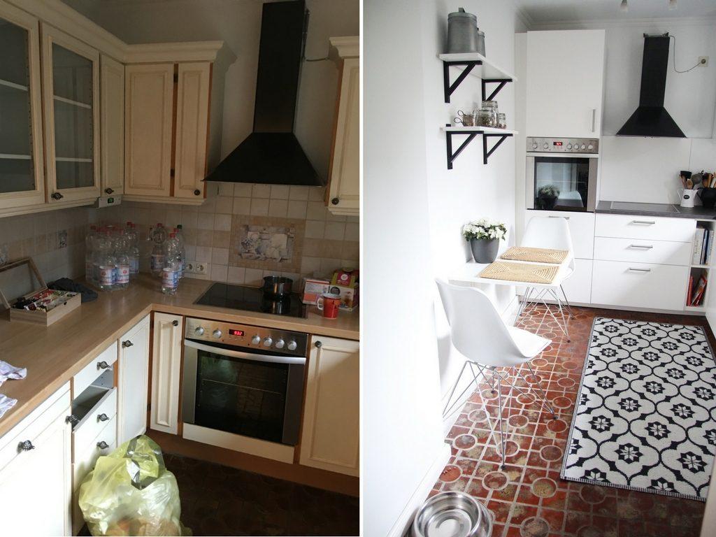 Pose d'une nouvelle cuisine + Carrelage 2