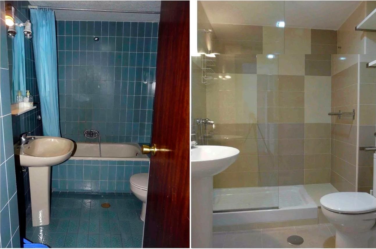 Rénovation suppression baignoire