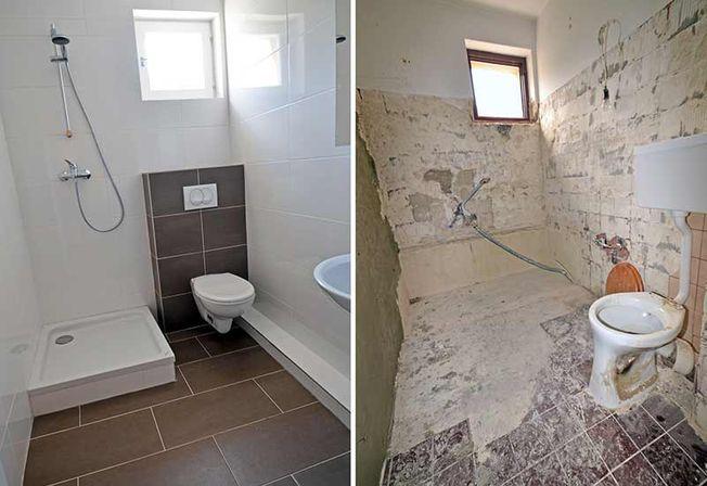 Rénovation douche plomberie + fenêtre